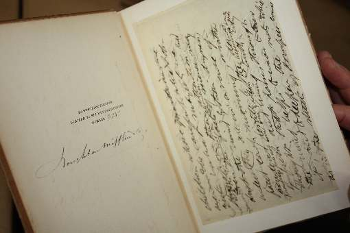 Manuscript edition of the Works of Thoreau